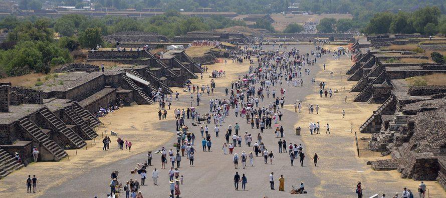 En Equinoccio de Primavera, zonas arqueológicas de México recibieron cerca de 82,000 visitantes