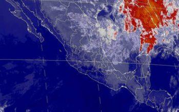 Pronostican tormentas fuertes para Veracruz, Tabasco, Oaxaca, Chiapas, Campeche, Yucatán y Quintana Roo