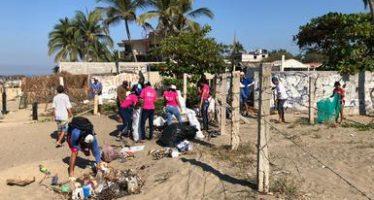México se suma al reto Global Clean Up Relay