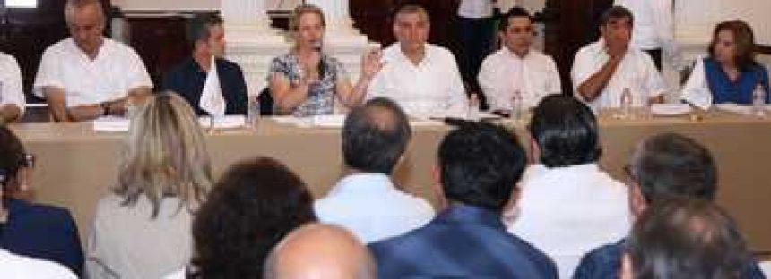 Lanzan Estrategia Ríos Saludables: bienestar de comunidades ribereñas y conservación del manatí
