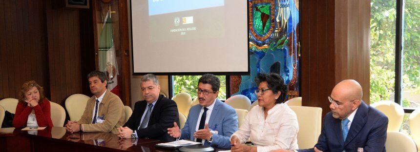 Presentan en la UNAM, proyecto de educación en línea para negocios rurales
