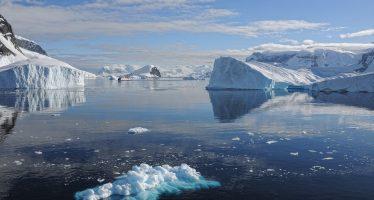 El 60% de la nieve que cae cada año sobre la Antártida procede de unas pocas tormentas extremas