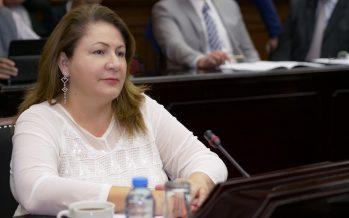 Cristina Portillo: La Guardia Nacional será un cuerpo especializado con mando civil, para combatir la delincuencia y la inseguridad