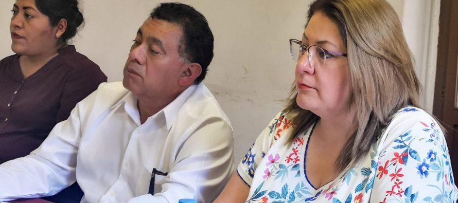 Cristina Portillo llama a una gran tregua en MORENA para lograr acuerdos en la definición de la coordinación de la fracción parlamentaria