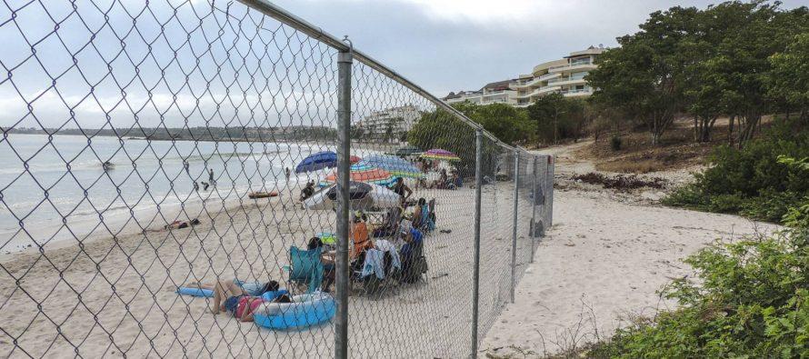 La pugna de México para recuperar sus playas 'privadas'