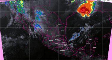Vientos fuertes con rachas superiores a 50 km/h se prevén hoy en Baja California, Sonora y Chihuahua