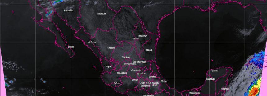 Se prevén vientos fuertes con tolvaneras en Chihuahua, Sonora, Coahuila y Durango