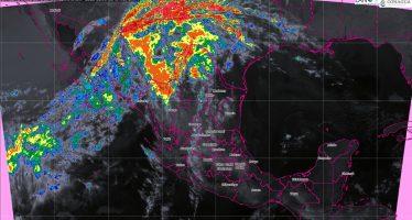 Se prevén vientos fuertes con tolvaneras en la Península de Baja California, el Mar de Cortés, Sonora, Chihuahua y Durango