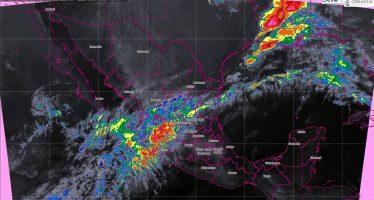 Pronostican tormentas fuertes con granizo en Puebla y Veracruz