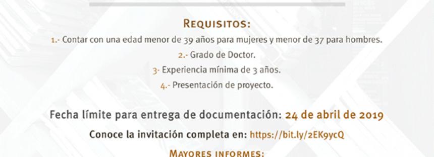 El Instituto de Investigaciones Sociales de la UNAM busca investigadores
