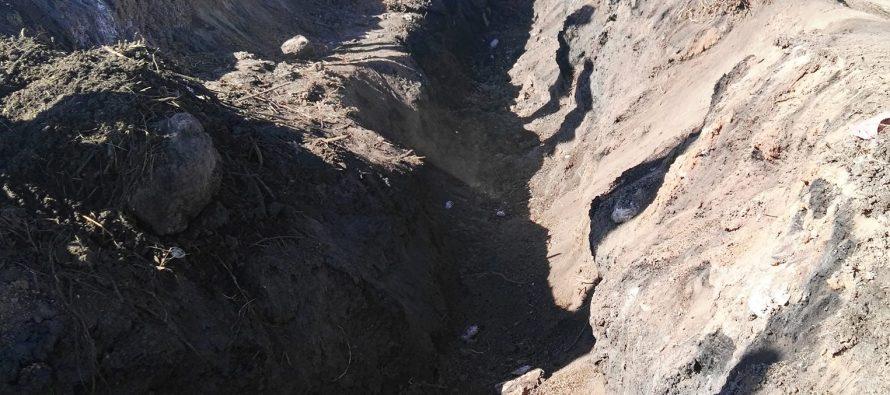 Estudio de suelo determina altos niveles de contaminación y daños irreversibles en Tlahuelilpan, Hidalgo