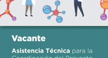 Vacante: asistente técnica para la Coordinación del Proyecto BPCs
