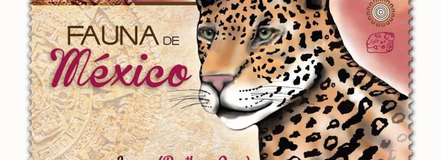 """Lanzan estampilla postal """"Fauna de México"""""""