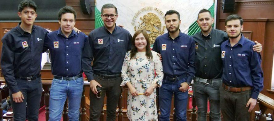Laura Granados Beltrán urgió invertir más en ciencia, tecnología e innovación para disparar el desarrollo de Michoacán