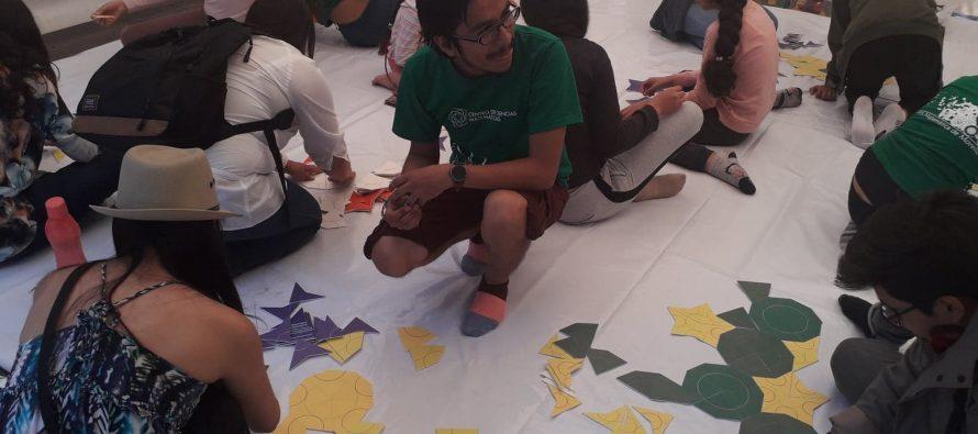El entusiasmo se desbordó en la séptima edición de la Feria Matemática de Morelia