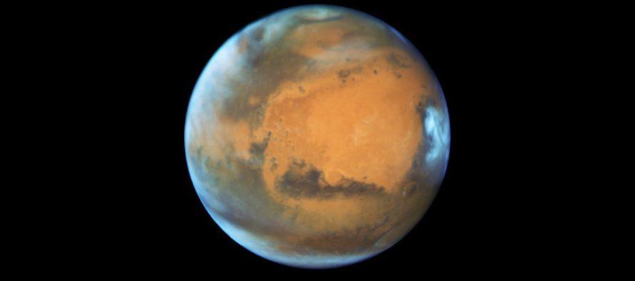 """Primer audio registrado del primer """"terremoto"""" registrado en la historia de Marte"""