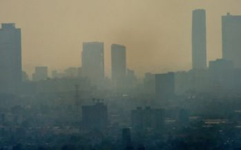 Activan Fase 1 de contingencia ambiental en Ciudad de México