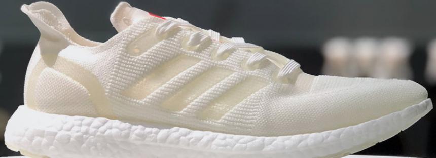 Adidas lanza tenis reciclables hechas 100% con plástico sacado de los océanos