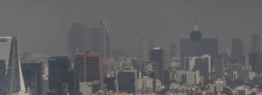 Ciudad de México, a juicio por la mala calidad del aire