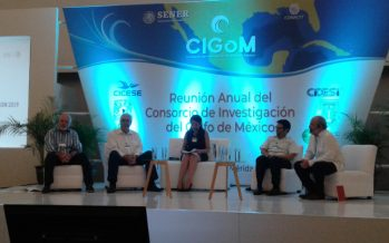 En Mérida, IV Reunión Anual del Consorcio de Investigación del Golfo de México