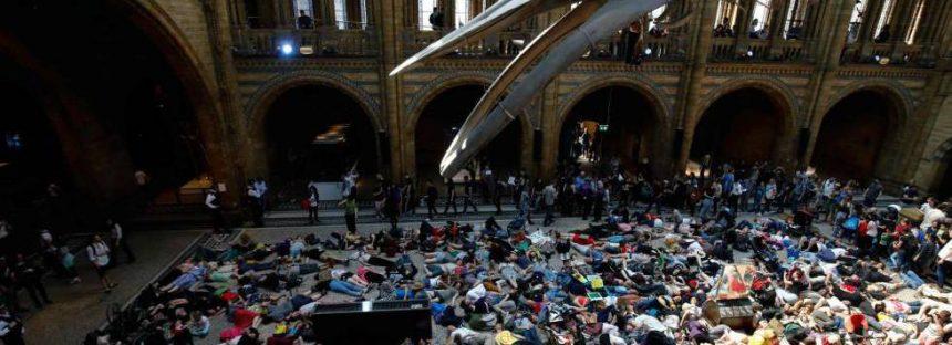 La lucha global contra el cambio climático toma impulso en Londres