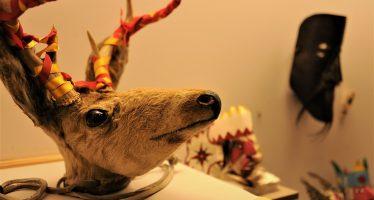 Exhibición sobre pueblos originarios de la costa de Sonora hasta la sierra de Chihuahua, en el Museo Nacional de Antropología