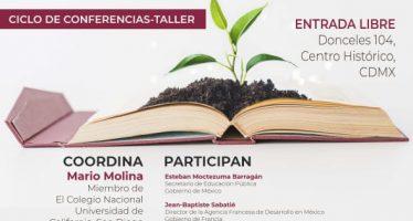 Ciclo de conferencias-taller: Transformando la educación en ciencia