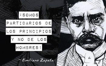 Los ideales de Zapata orientan el trabajo de la fracción parlamentaria de Morena, para lograr justicia y paz social en Michoacán
