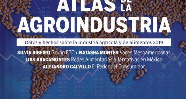Presentación de Atlas de la Agroindustria