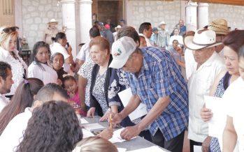 Culminan pagos en efectivo de pensión de adultos mayores en Michoacán
