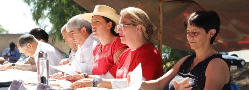 Atienden problema de contaminación de agua en municipios de Hidalgo