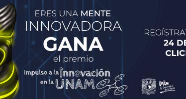 Premio impulso a la innovación en la UNAM