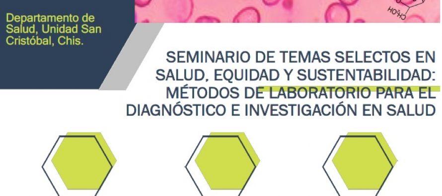 Seminario de temas selectos en salud, equidad y sustentabilidad