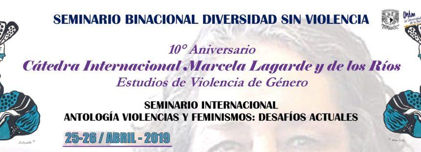 Conferencia: Políticas de Estado y violencia feminicida