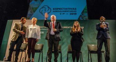 Aumentará 2.6 % la producción agroalimentaria de México: Sader