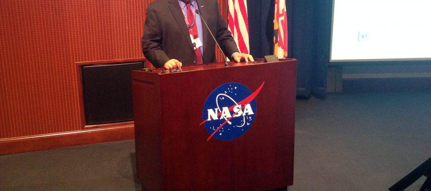 """La Unión Geofísica Americana definió trabajo de Rafael Navarro sobre Marte como """"la mejor en el campo de las ciencias de la tierra y el espacio"""""""