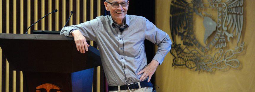 La ciencia exige ser impulsada por las naciones, sostiene Thomas C. Südhof, premio Nobel de Medicina 2013
