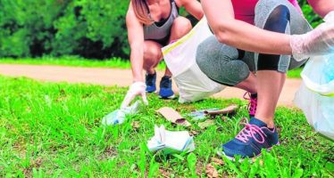 Plogging… la nueva tendencia que viene de Suecia para cuidar de la salud y el medio ambiente