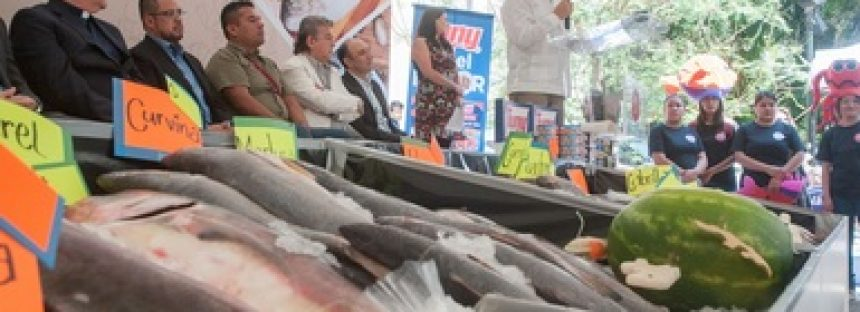 Pescados y mariscos nacionales proveen alto nivel de valor nutricional