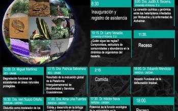 Primer Simposio Internacional Ecología Funcional: desde los genes hasta los ecosistemas