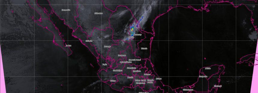 Tormentas muy fuertes, actividad eléctrica y posibles granizadas se prevén en Oaxaca y Chiapas