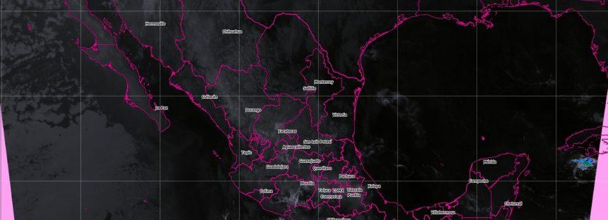 Hoy se prevén tormentas muy fuertes en el sur de Chiapas y fuertes en Oaxaca