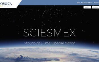 El Servicio de Clima Espacial de México recibe certificación