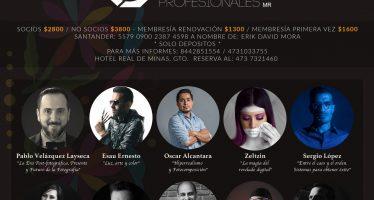 44va. Convención Internacional de Fotógrafos Profesionales en Guanajuato