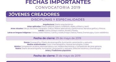 Fondo Nacional para la Cultura y las Artes 2019