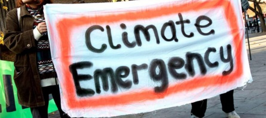 ¿Qué es una emergencia climática?