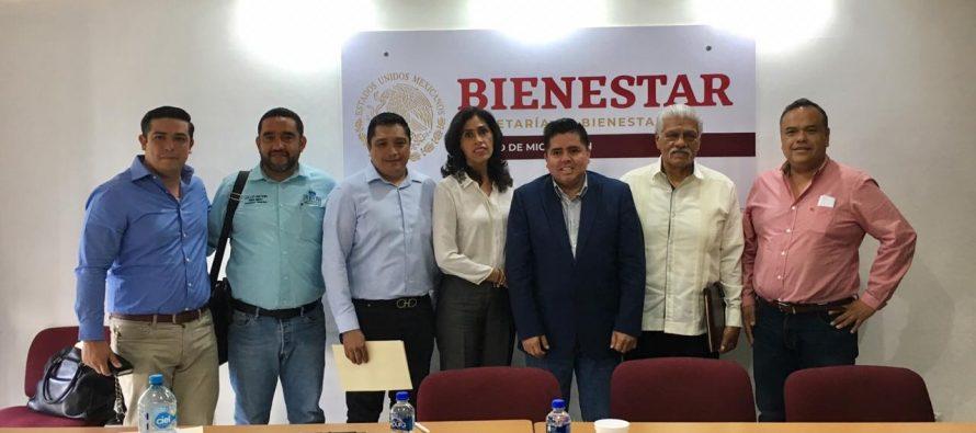 Plena coordinación de la federación y municipios, propone Pantoja Arzola