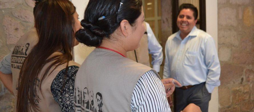 Arranca en Michoacán Operativo Integral de Pagos: Roberto Pantoja