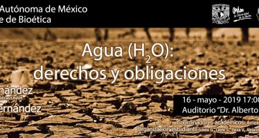 Seminario Agua (H2O): derechos y obligaciones