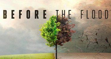 Aulas frente al cambio climático con «Before the Flood»
